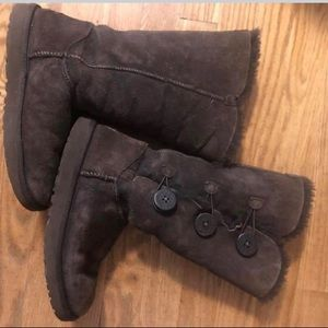 UGG Bailey Boots 8 lots of life left, well loved